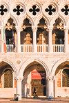 Doge's palace, Venice, Veneto, Italy.