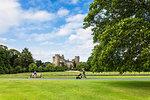 Talbot Botanic Gardens and Malahide Castle, Dublin, Ireland