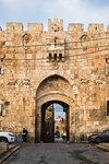 Lions Gate, Jerusalem, Israel, Middle East