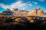 Stokksnes, Vestrahorn mountain, southern Iceland