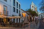 Santo Antonio Church in Lagos, Algarve, Portugal, Europe