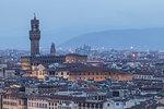 Palazzo Vecchio, UNESCO World Heritage Site, Florence, Tuscany, Italy, Europe