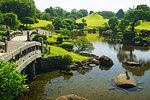 Suizenji Jojuen Garden, Kumamoto Prefecture, Japan