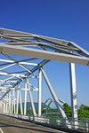 Tenjo Bridge and First Bridge, Kumamoto Prefecture, Japan