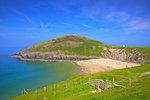 Mwnt Beach, Cardigan Bay, Wales, United Kingdom, Europe