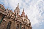 St. Matthias Cathedral, Budapest, Hungary, Europe