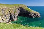 Barafundle Bay, Pembrokeshire Coast, Pembrokeshire, Wales, United Kingdom, Europe