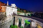 Porta San Giacomo, Upper Town (Citta Alta), Bermago, Lombardy, Italy, Europe