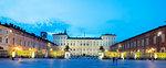Palazzo Reale, Turin, Piedmont, Italy, Europe