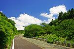 Aso Panorama line, Kumamoto Prefecture, Japan