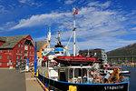 Port, Tromso City, Tromsoya Island, Troms County, Norway, Scandinavia, Europe