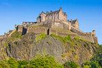 Edinburgh Castle, UNESCO World Heritage Site, Edinburgh, Scotland, United Kingdom, Europe
