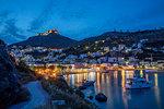 Pandeli, Leros Island, Dodecanese, Greek Islands, Greece, Europe
