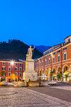 Piazza Alberica, Carrara, Tuscany, Italy, Europe