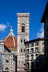 The Cathedral (Duomo) (Cattedrale Metropolitana di Santa Maria del Fiore), Florence, UNESCO World Heritage Site, Tuscany, Italy, Europe