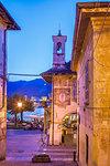Piazza Motta, Orta San Giulio, Piemonte (Piedmont), Italy, Europe
