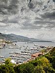 View of harbor, Monte Carlo, Monaco