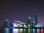 Guangzhou International Finance Centre, Guangzhou, China.