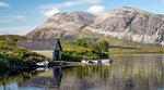 Loch Stack, Achfary, Highland, Scotland, United Kingdom, Europe