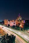 Chhatrapati Shivaji Maharaj Terminus railway station (CSMT), formerly Victoria Terminus, UNESCO World Heritage Site, Mumbai, Maharashtra, India, Asia