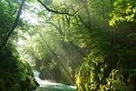 Kikuchi Gorge, Kumamoto Prefecture, Japan