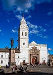 Church of San Domingo, Plaza de Santo Domingo, Old Town, UNESCO World Heritage Site, Quito, Pichincha Province, Ecuador, South America