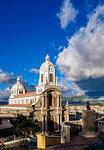 Church of San Antonio, Riobamba, Chimborazo Province, Ecuador, South America