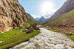 Fan Mountains, Tajikistan, Central Asia, Asia