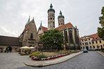 Naumburg Cathedral, UNESCO World Heritage Site, Naumburg, Saxony-Anhalt, Germany, Europe
