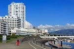 Marina, Ponta Delgada City, Sao Miguel Island, Azores, Portugal, Atlantic, Europe