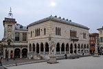Loggia del Lionello, Piazza della Libertà, Udine, Friuli Venezia Giulia, Italy, Europe