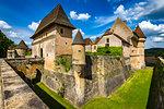Chateau de Losse, Dordogne, Nouvelle-Aquitaine, France.
