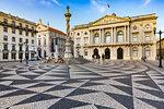 Lisbon City Hall (Pacos do Concelho de Lisboa), Lisbon, Portugal.