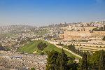 Mount of Olives, Jerusalem, Israel, Middle East