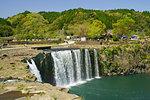 Harajiri Falls, Oita Prefecture, Japan