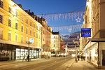 Museumstrasse, Innsbruck, Tyrol, Austria, Europe