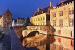 Groenerei, Bruges, Flemish Region, West Flanders, Belgium, Europe