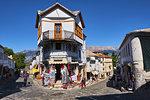 Old City, Gjirokastra (Gjirokaster), UNESCO World Heritage Site, Gjirokastra Province, Albania, Europe