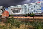Der Spiegel Building, HafenCity District, Hamburg, Germany, Europe