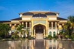 Maimoon Palace, Medan, Sumatra, Indonesia, Southeast Asia, Asia