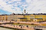 Cityscape of Helsinki, Finland, Europe