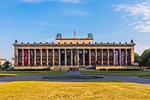 Altes Museum in Berlin, Germany, Europe