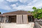 Town in Taketomi Island, Okinawa Prefecture, Japan