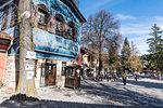 Town square of Koprivshtitsa, Bulgaria, Europe