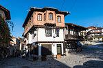 The old town of Veliko Tarnovo, Bulgaria, Europe
