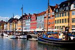 Nyhavn, Copenhagen, Denmark, Europe