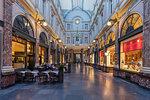 Taverne du Passage, Brussels, Belgium, Europe