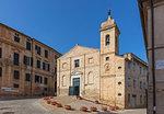 Recanati, Marche, Italy, Europe