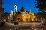 Nieuw Markt Square, Amsterdam, North Holland, The Netherlands, Europe