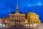 City hall, Den Bosch, The Netherlands, Europe